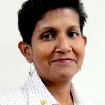 Ms Nirmala NAMBIAR