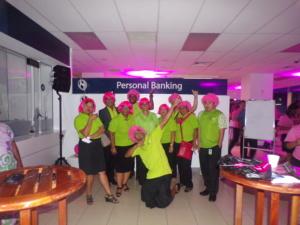 Team Pink BRT